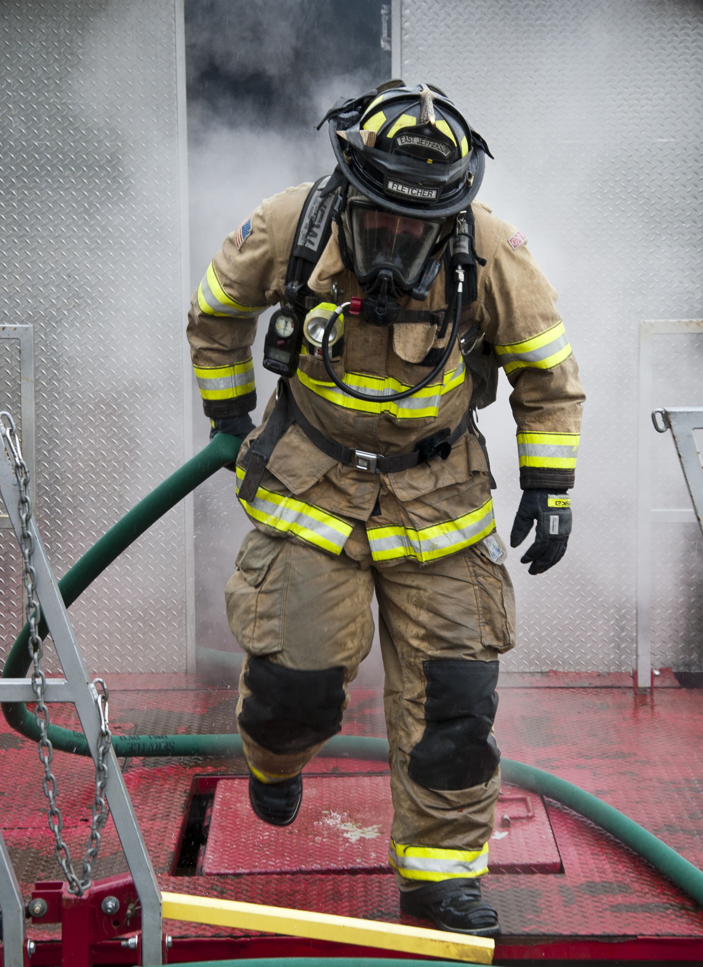 nmii holds firefighter training homeport northwest
