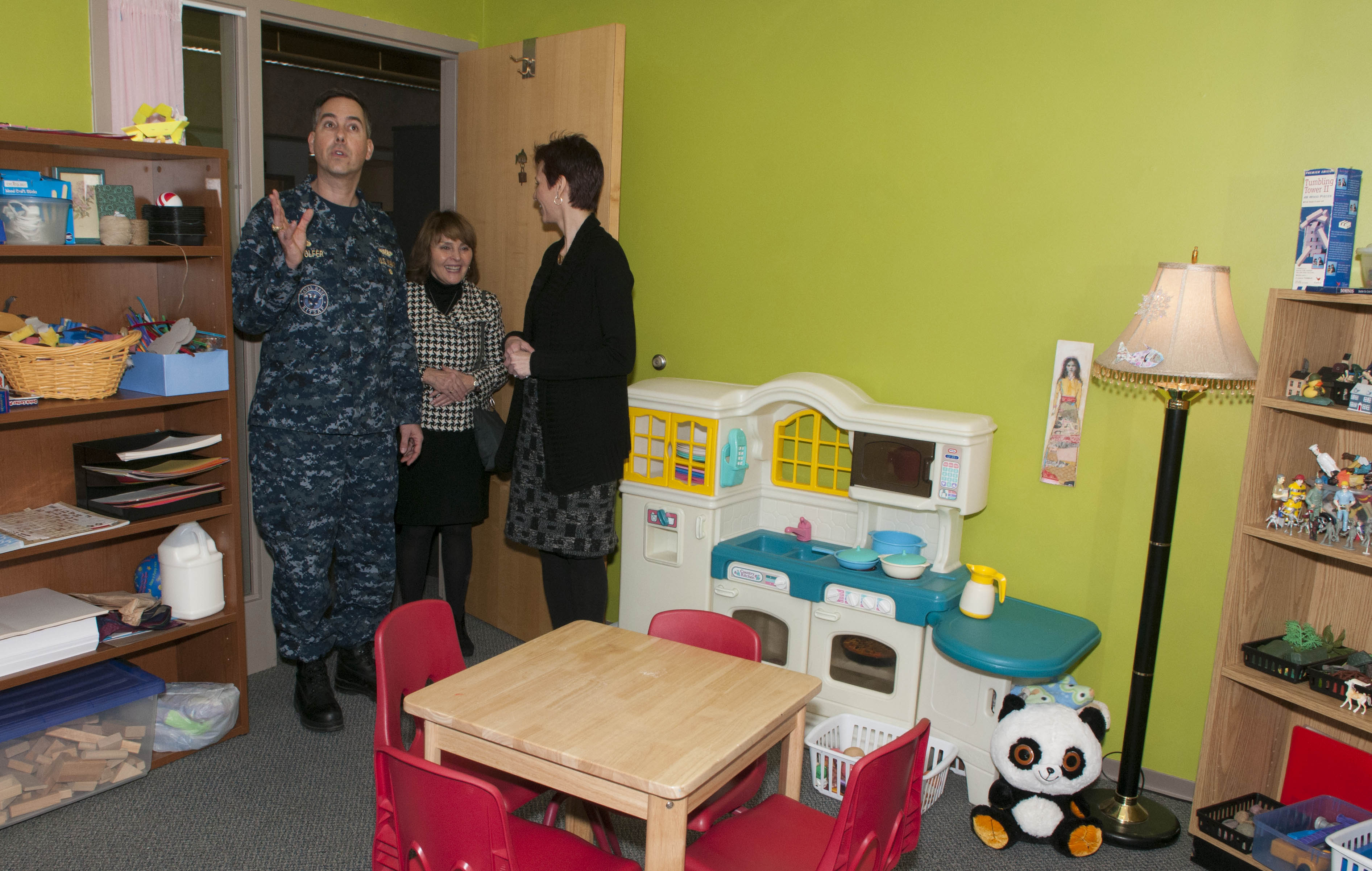 Fleet and Family Support Center Opens New Location on NBK
