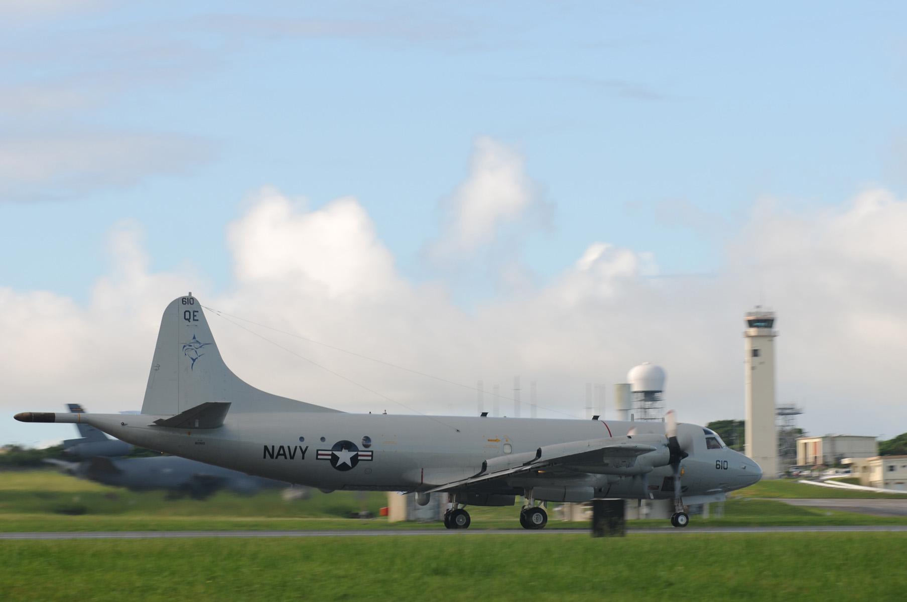 VP-40 starts overseas deployment | Homeport Northwest
