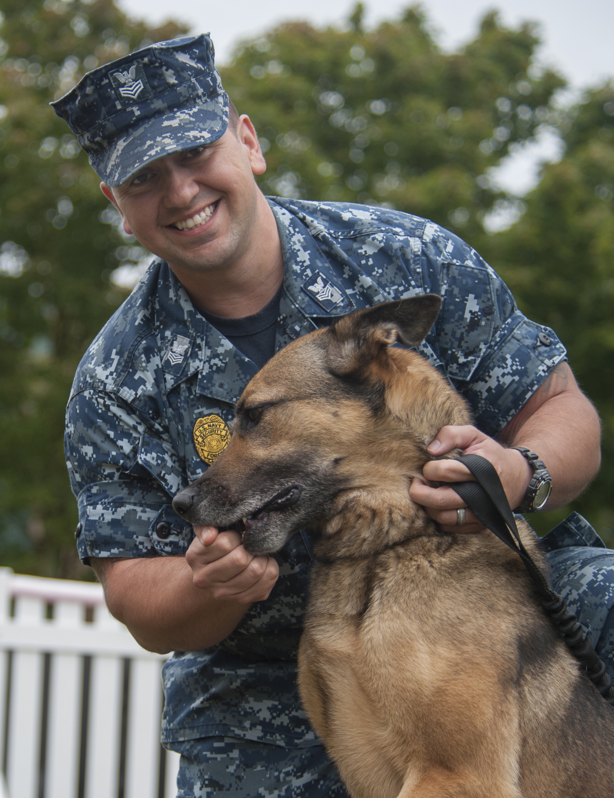 Navy K-9 Warrior Tells His Incredible Story | Homeport Northwest