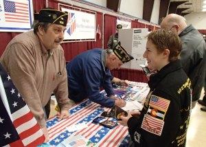 Bremerton Veterans Day Ceremony