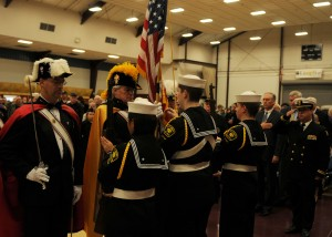 Bremerton Veterans Day Ceremony
