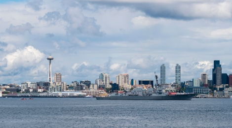 Seafair Parade of Ships
