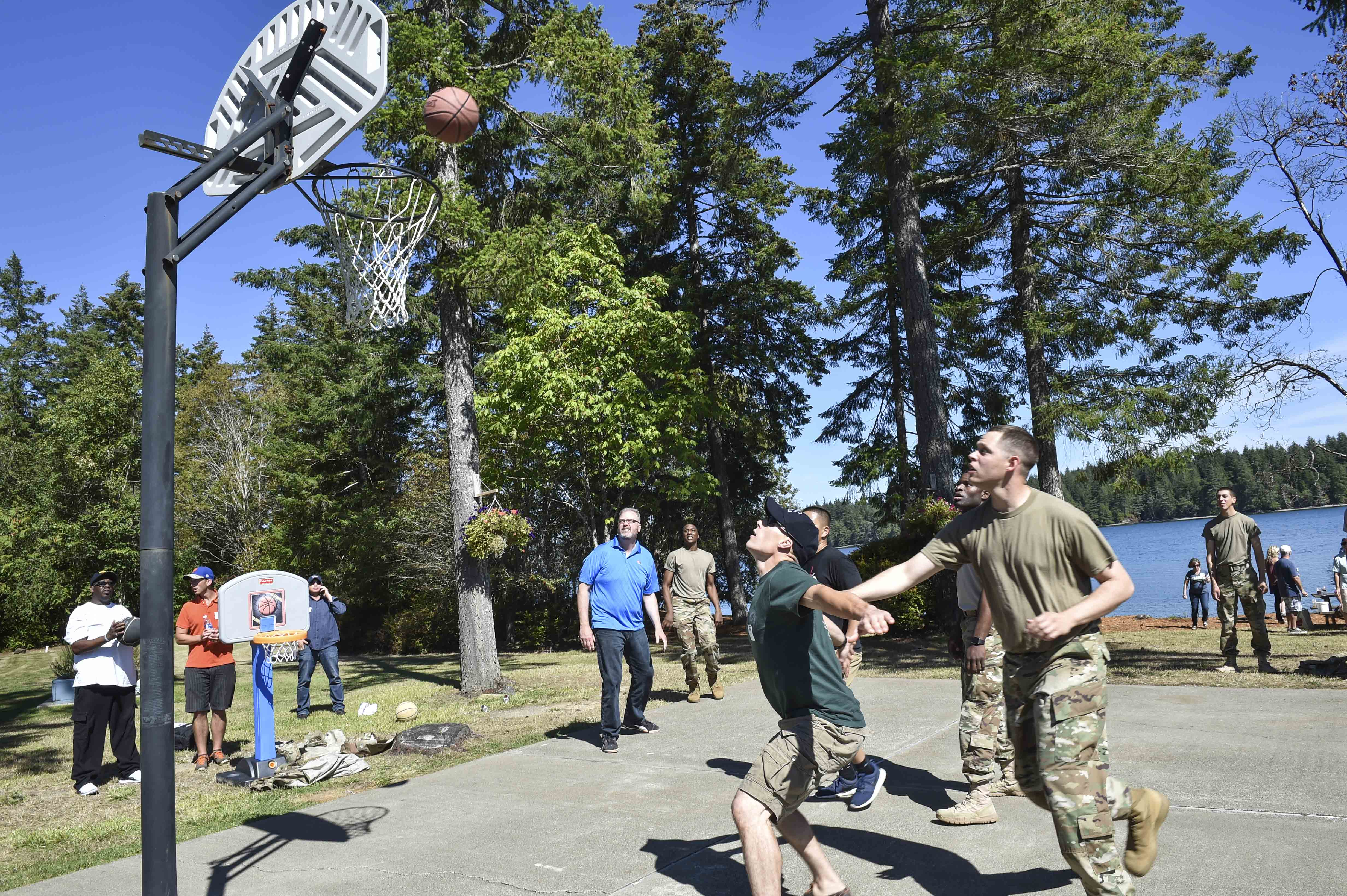 Pacific Northwest service members attend 54th Annual