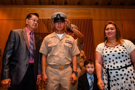 Naval Base Kitsap pins Chiefs