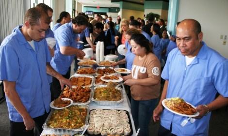 Housekeeping Week Makes a Lasting First Impression at Naval Hospital Bremerton