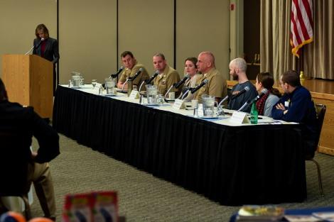 Naval Base Kitsap-Bangor hosts Navy Wounded Warrior Family Symposium