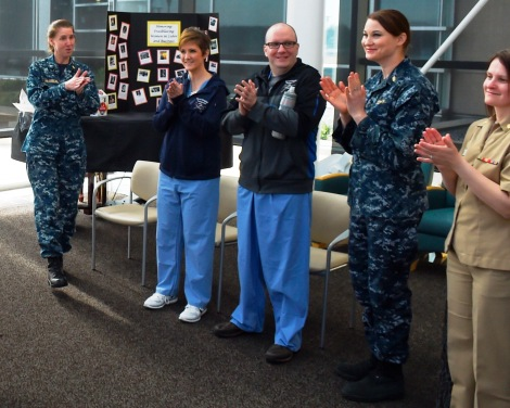Certified Nurse Day Celebration held at Naval Hospital Bremerton