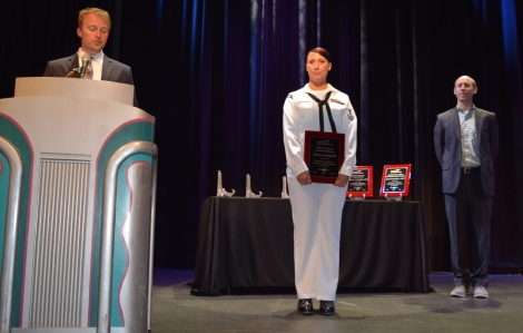 Naval Hospital Bremerton Sailor recognized with Health Care Heroes Award