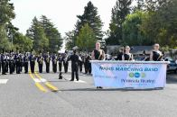 170916-N-EC099-065 KEYPORT, Wash. (Sept. 16, 2017) - North Kitsap High School Marching Band performs during Keyport's annual 2017 Keyport Fest celebration. Keyport Fest, hosted by the Keyport Improvement Club, is open to all and increases the morale and connection between Keyport and its surrounding communities. (U.S. Navy photo by Mass Communication Specialist 3rd Class Charles D. Gaddis IV/Released)