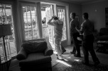 180803-M-OI329-1004 SEATTLE (Aug. 3, 2018) U.S Marines and Sailors visit the Zachary and Elizabeth Fisher House during Seafair Fleet Week in Seattle. Seafair Fleet Week is an annual celebration of the sea services wherein Sailors, Marines and Coast Guard members from visiting U.S. Navy and Coast Guard ships and ships from Canada make the city a port of call. (U.S. Marine Corps photo by Cpl. Joseph Prado)